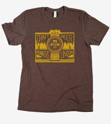 Portland Craft Beer Drinkers Union T-Shirt