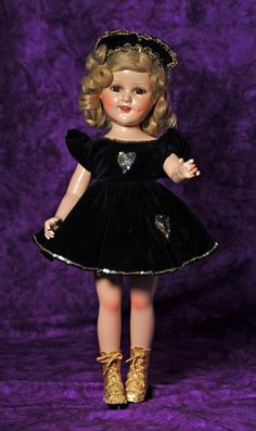 SONJA HENIE COMPOSITION DOLL BY ALEXANDER, : Lot 226