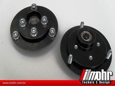 Caster/Camber Plate Fiat 147 :: iMohr Technic & Design