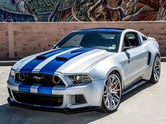 2014 Ford Mustang G-T Need For Speed movoe film supercar muscle hot rod rods tuning   gh wallpaper background