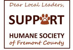 """Westcliffe will be considering a """"one-year"""" contract for 2016 with the HSFC tonight at 5 pm.  Without a contract, we could not legally accept strays, adopt out animals, or take and hold """"bite"""" animals for residents of Westcliffe as we have done for decades.   Please support the shelter by attending this meeting and showing Westcliffe officials how critical a contract with the shelter is for the citizens """"and"""" animals of Westcliffe."""