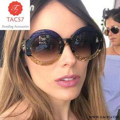 b85fb6babc Ladies Sun Glasses. Ladies FashionFashion OutfitsWomens FashionCocktail  WearFashion Eye GlassesSunglasses WomenRound SunglassesEyewearWomen Brands
