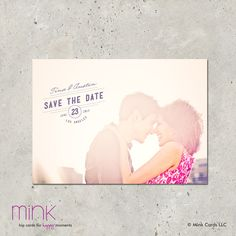 """Items similar to photo save the date card - """"Jet Set"""" on Etsy Wedding Invitation Cards, Invites, Wedding Details, Wedding Ideas, Save The Date Photos, Love You All, Photo Cards, Jet Set, Vows"""
