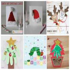 manualidades-navidad-niños Toy Craft, Craft Box, Winter Activities, Toddler Activities, Paper Toys, Paper Crafts, Christmas Crafts For Kids, Gifts For Dad, Holiday Decor