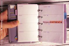 #lucywonderland #planner #filofax #week #mini #filofaxmini #lavander #metropol