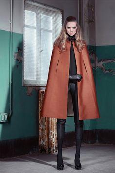 Dsquared² | Pre-Fall/Winter 2014 Collection via Designers Dean & Dan Caten | December 19, 2013, New York