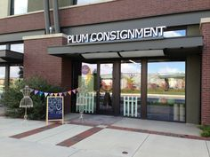Plum Consignment is open!