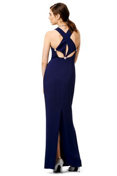 Raoul All Connected Gown
