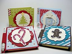 Scentsational Season Post-it Note Covers - Stampin' Up!