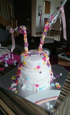 Gravity Cake pour l'Anniversaire de mes Parents d'Amour (Blog Zôdio)