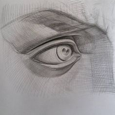 Eye drawing sketches pencil 70 ideas for 2019 Academic Drawing, Academic Art, Drawing Studies, Portrait Sketches, Pencil Portrait, Drawing Sketches, Sketching, Pencil Art, Pencil Drawings