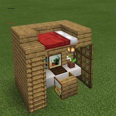 Office / Dorm # @ dandelion_builds # @ mc_tricks_and_tips # # …, # # # # – minecraft Minecraft Hack, Easy Minecraft Houses, Minecraft House Tutorials, Minecraft House Designs, Minecraft Decorations, Minecraft Bedroom, Minecraft Tutorial, Minecraft Blueprints, Minecraft Crafts