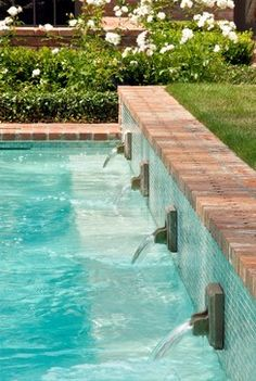 Brick Coping Design Ideas, Pictures, Remodel and Decor