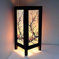 "Cherry Blossom White Black Pink Painting 11"" Wood Bedside... https://smile.amazon.com/dp/B014C2RTIC/ref=cm_sw_r_pi_dp_x_TtEgAb8GMDCRX"