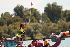 COLORADO DRAGON BOAT FESTIVAL's mission — to build bridges of awareness, knowledge and understanding between the diverse Asian Pacific American (APA) communities and the general public through cultural education, leadership development, and athletic competition — very seriously. #nonprofit #community #culture
