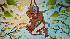 """Leyenda Maya """"El suicidio de Margarita Chen""""  -  Ixtab, La de la Cuerda, deidad y manifestación suprema del suicidio, gustaba de inducir a las personas a morir por sus propias manos, pues ella los cuidaría en el más allá, en tanto que divinidad de la horca y esposa de la deidad de la muerte. Y aunque el suicidio era considerado por los mayas como una manera honorable de morir, a Ixtab le gustaba andar provocando tal práctica entre los mortales.    Ixtab no era muy bonita, su apariencia…"""