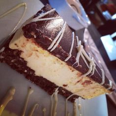 Cheesecake cioccolato ed arance