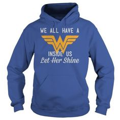 Let Her Shine T-Shirts (More Styles Inside) - WWLovers