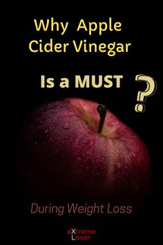 Why Apple Cider Vinegar Is a Must During Weight Loss Lose Fat Fast, Fat To Fit, Apple Cider Vinegar, At Home Workouts, Weight Loss, Apple Vinegar, Losing Weight, Home Workouts, Home Fitness