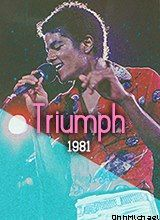 Triumph Era - Michael Jackson, The KING <3