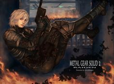 Raiden [Game - Metal Gear] Official group (18+)