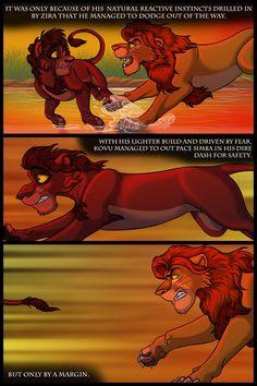 Kiara y kovu, parte 43 Lion King 4, Lion King Fan Art, King Art, Disney Memes, Disney Pixar, Lion King Story, Lion King Pictures, Le Roi Lion, Beautiful Creatures