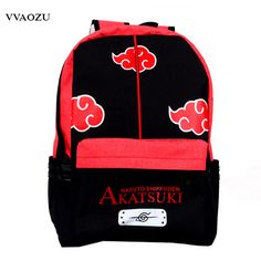 Buy now New Naruto Canvas Backpack Japan Anime School Backpacks Cartoon Schoolbags Bolsas Mochila Escolar Shoulder Bags just only $18.25 with free shipping worldwide  #backpacksformen Plese click on picture to see our special price for you