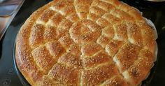 Ψωμί σαν βαμβάκι!!!      Εκτός από όμορφο...είναι τόσο νόστιμο αυτό το ψωμί, τόσο μαλακό και αφράτο... πραγματικά σαν βαμβάκι!!!... Pureed Food Recipes, Top Recipes, Greek Recipes, Cooking Recipes, Recipies, Greek Bread, Greek Cooking, Bread And Pastries, Slice Of Bread