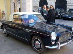 Edizione 2011: Lancia Appia III Serie con carrozzeria Vignale. #lancia #vignale #auto #eleganza #passione #epoca