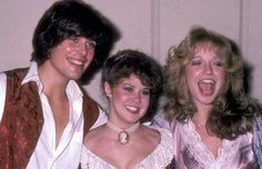 Actor Peter Barton, Actress Linda Blair, and Actress Suki Goodwin on the Set of 'Hell Night' on January 1981 at Raleigh Studios in Hollywood, California. Linda Blair, Hemlock Grove, Love You Forever, Ursula, American Horror Story, In Hollywood, Movies To Watch, Movies And Tv Shows, Evans
