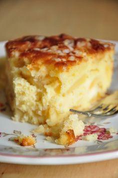 """Mon gâteau """"madeleine"""" aux pommes : la recette facile"""