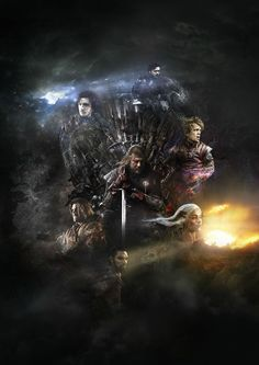 A Game of Thrones <3