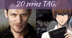 Mel Yeah!: 20 Series TAG: protagonistas molones, finales horr...