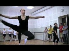 ▶ Ukrainian Dance Workshop Tour 2012 Polissia - YouTube