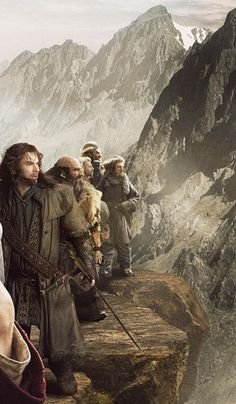 An Unexpected Journey - Kili and other Dwarves