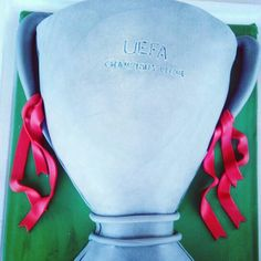 Champions league Liverpool birthday cake.  For inquiries contact us at info@royalblueevents.gr