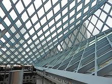 Glass Roof Panels - Roofing