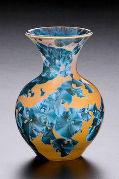 McCanless Pottery  Crystalline