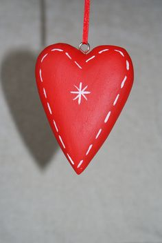 Starstitch Heart by Nordic Charm in the Hearts section. www.nordiccharm.co.uk