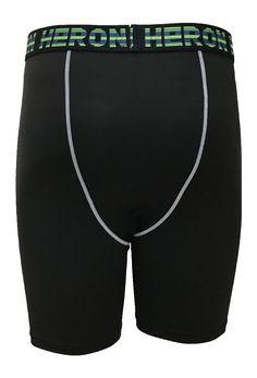 HERON BLACK TACKLE PANTS  BACK   #soccer   #polypropylene  #fitness  #sportswear  #sports #pants #innerwear Heron, Gym Men, Sportswear, Soccer, Fitness, How To Wear, Pants, Black, Fashion