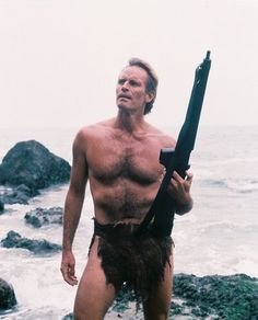 Charlton Heston-Planet of the Apes