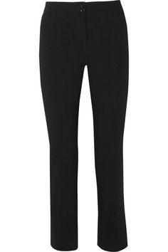 A.P.C. Atelier de Production et de Création - Iggy Cotton-blend Twill Straight-leg Pants - Black