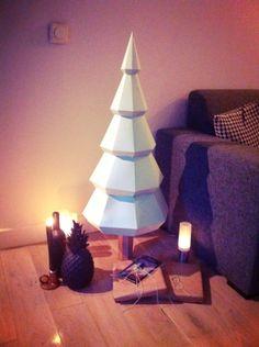 Christmas tree DIY by Indie-ish