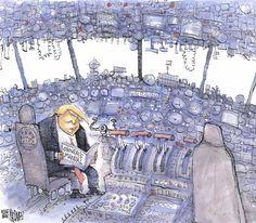 Matt Davies Editorial Cartoon, November 11, 2016     on GoComics.com