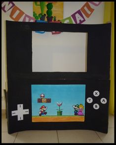 DS mario party nintendo