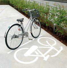 Shiojiri Community Center, Japan  by Terada Design  2010 #bicycle