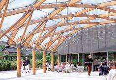 Alnwick Garden Pavilion   Hopkins