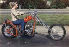 Chopper Chick