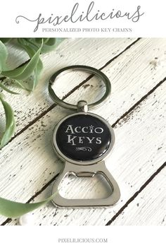6e1f3ec6f1e0 Accio Keys Keychain Bottle Opener