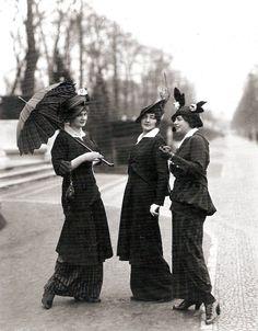 1910;s street